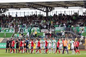 FUSSBALL - U23 Wolfsburg vs Grossasbach, Relegation zur 3. Liga